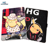 For New IPad 2017 Cute PU Leather Case 9 7 Colorful Print Protective Stand For Apple