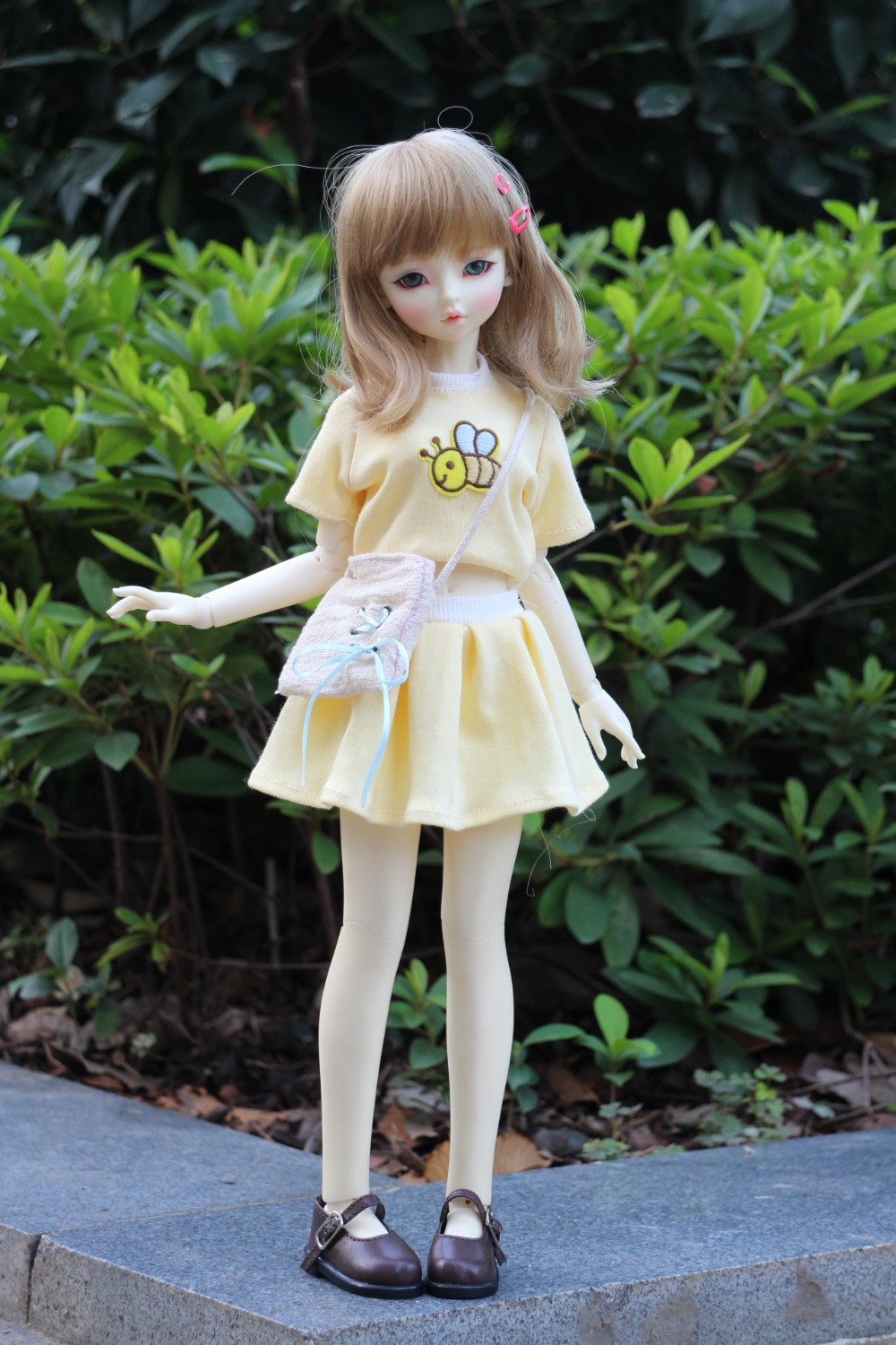 16 Girl Yosd Bjd Doll Clothes Skirt Suits Coat FY04 In Dolls Accessories From Toys Amp Hobbies On