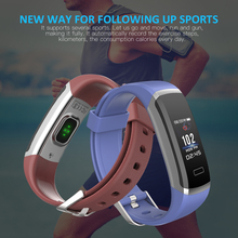 Color Screen Fitness Watches