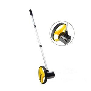 Image 2 - Dobrável Roda de Distância Medidor 0 9999M Extensível de Longa Distância Roda De Medição