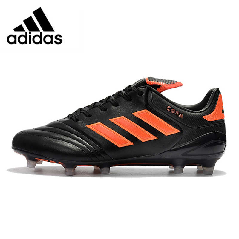 2424701691ad Adidas Football Shoes Copa New 17.1 AG Adult Kangaroo Leather Shoes S77123  40-44 EUR