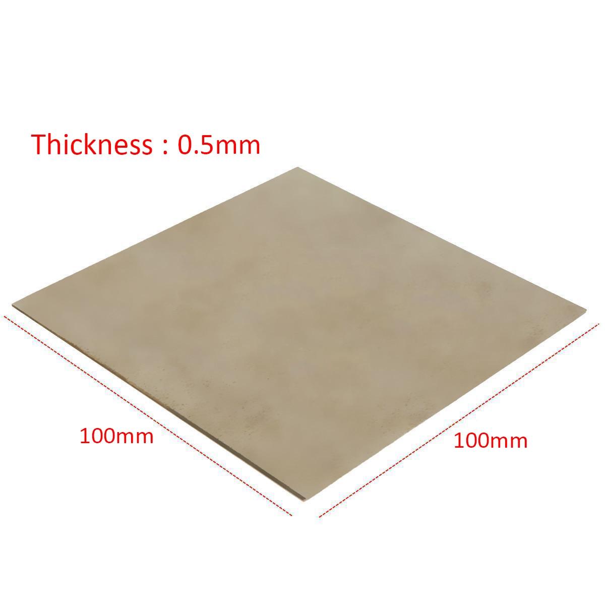 1pc Grade 2 Titanium Sheet Mayitr Metal Ti Titan TA2 / GR2 Thin Plate Smooth Surface Titanium Foil For Marine Industry Tool gr1 titanium metal foil grade1 titanium strip 0 07mm 303mm