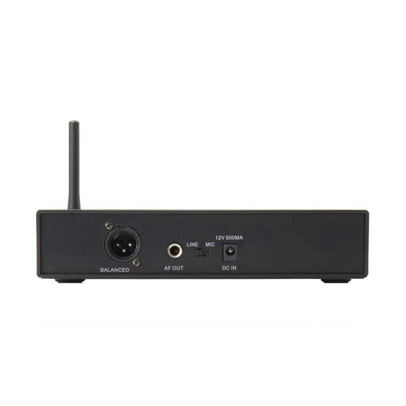 Bolymic Mikrofon Profesional Alat Nirkabel UHF Wireless Mikrofon untuk Saxophone Mikrofon