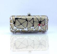 Europäischen luxus abendtaschen, edle prinzessin mode sexy party kupplung, 6 Farben diamant klassischen handtaschen-frauenbeutel geben verschiffen verschiffen