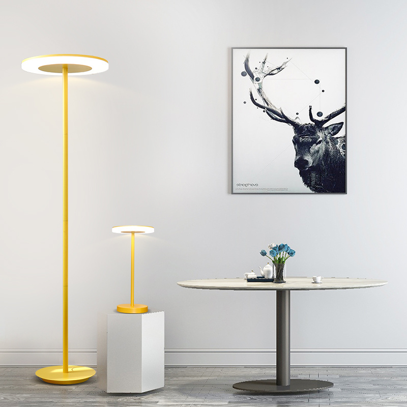 Modern minimalist living room sofa study floor lamp Nordic personality creative vertical lamp warm bedroom lamp AP8081003 trazos modern simple living room floor lamp floor lamp modern minimalist bedroom floor lamp vertical nordic creative led lamps