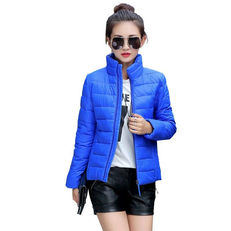 2016 Moda Kadın Kış Aşağı ceket Büyük kadın ultra-ince tüy yastıklı kısa ceket Mont Kapüşonlu Ceket Ekleme Slim ceket
