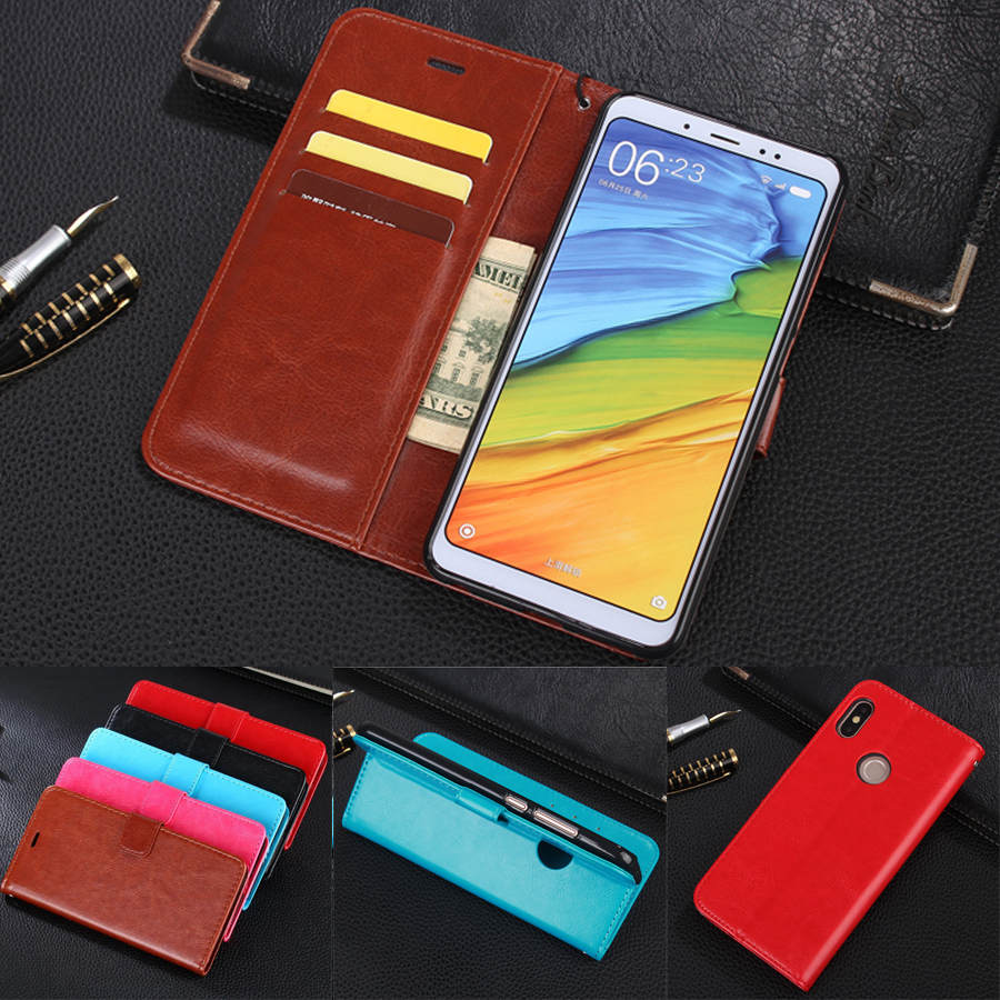 AZNS Case For xiaomi MI 6X 5.99 Luxury Wallet Leather Case Stand Flip Card Hold Phone Cover Bags For xiaomi MI 6X