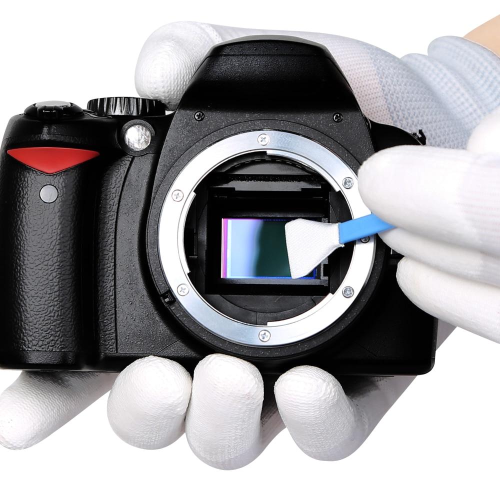 M 4/3 cameraschoonmaak wattenstaafje set 12 swabs & - Camera en foto - Foto 5