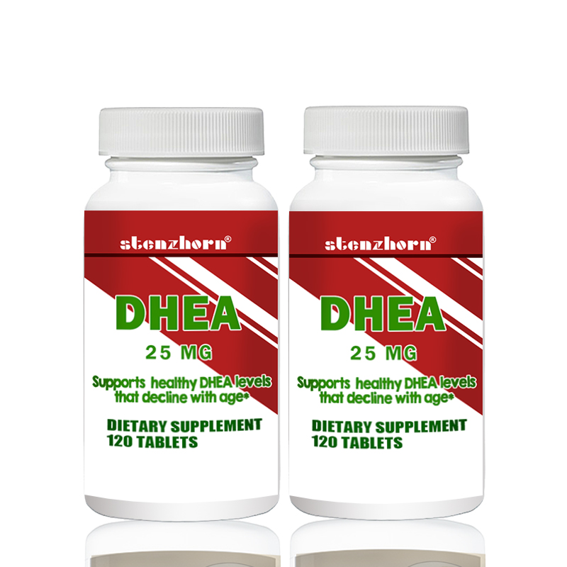 Купить с кэшбэком DHEA Healthy Aging Formula 120PCS X 2B  Altogether 240pcs