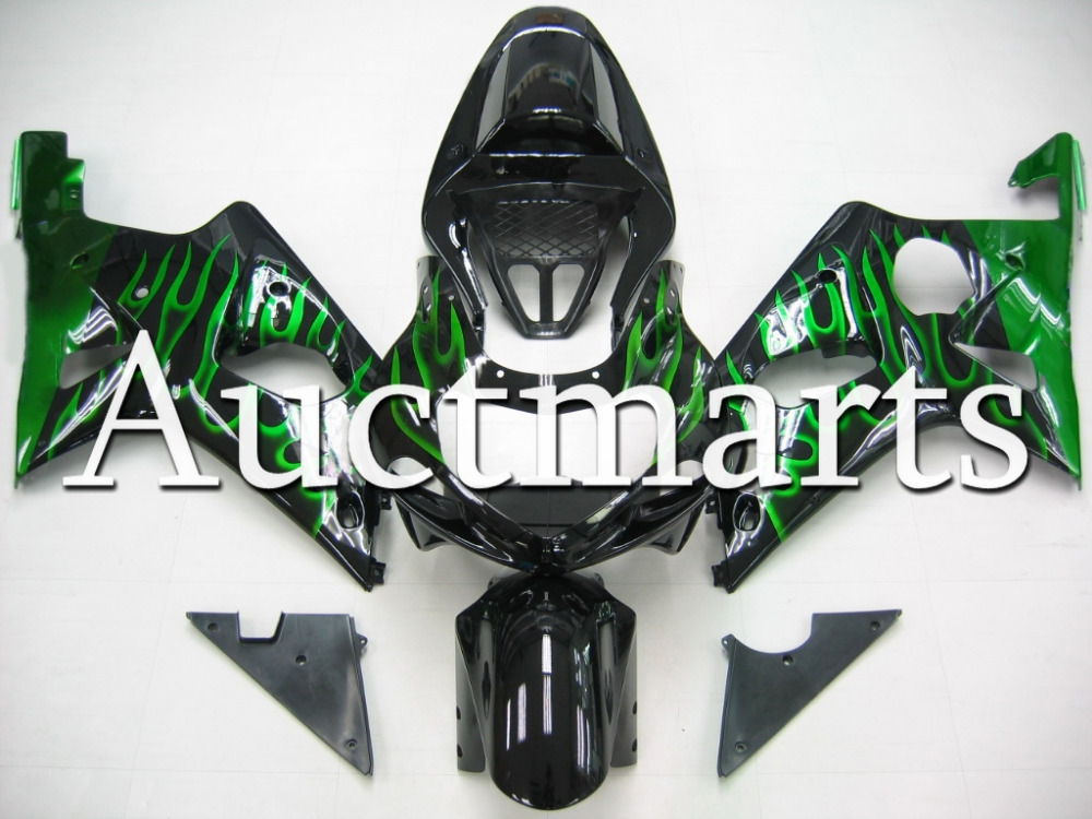 For Suzuki GSX-R 1000 2000 2001 2002 ABS Plastic motorcycle Fairing Kit Bodywork GSXR1000 00 01 02 GSXR 1000 GSX 1000R K2 CB15