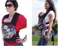 2013 100% baumwolle marke designer Vorder-und Rückseite neugeborenes träger säugling komfort rucksack schlinge versandkostenfrei