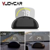 VJOYCAR HD C700 OBD2 Car HUD Head Up Display Automobile Trip On Board Computer GPS Speedometer Clear projector Diagnostic Tool|Head-up Display| |  -