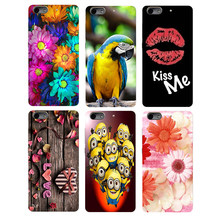 Soft TPU Silicone Case For Huawei Honor 4C Cover Floral Plants Unicorn Printed Back Cover Flamingo Cat Owl Animal Phone Case(China)
