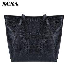 XQXA Rot Casual Frauen Umhängetaschen PU Weiblichen Großen Tragetaschen für Damen Handtasche Damentasche Bolsas sac ein haupt femme de marque