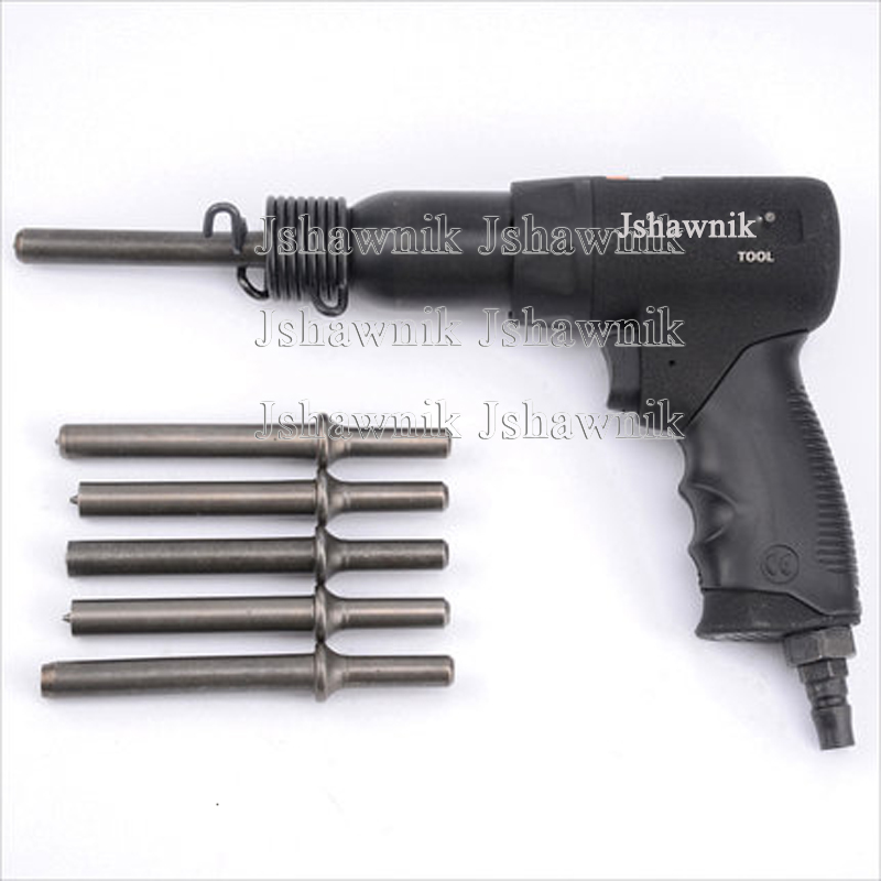 190 ad alta potenza pneumatica rivetto martello half hollow solid rivet gun per il traffico segno pubblicità targhetta