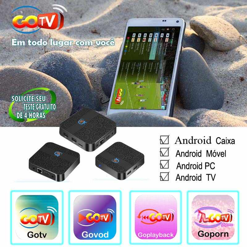 Detail Feedback Questions about 1 Month Subscription Android Gotv