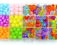 Bambola di Perline Materiale Fai Da Te Manuale Indossare Perle Catenaria Della Mano Decimo Regalo Di Compleanno Ragazza Bambini Giocattoli