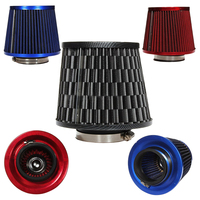 Universal Sport Tapered Intake Air Filter Biconical 76 130mm