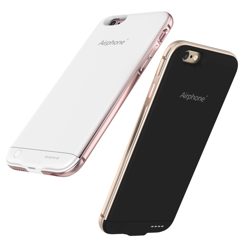 Fashionable designed case battery for iphone6s for iphone 7 battery case