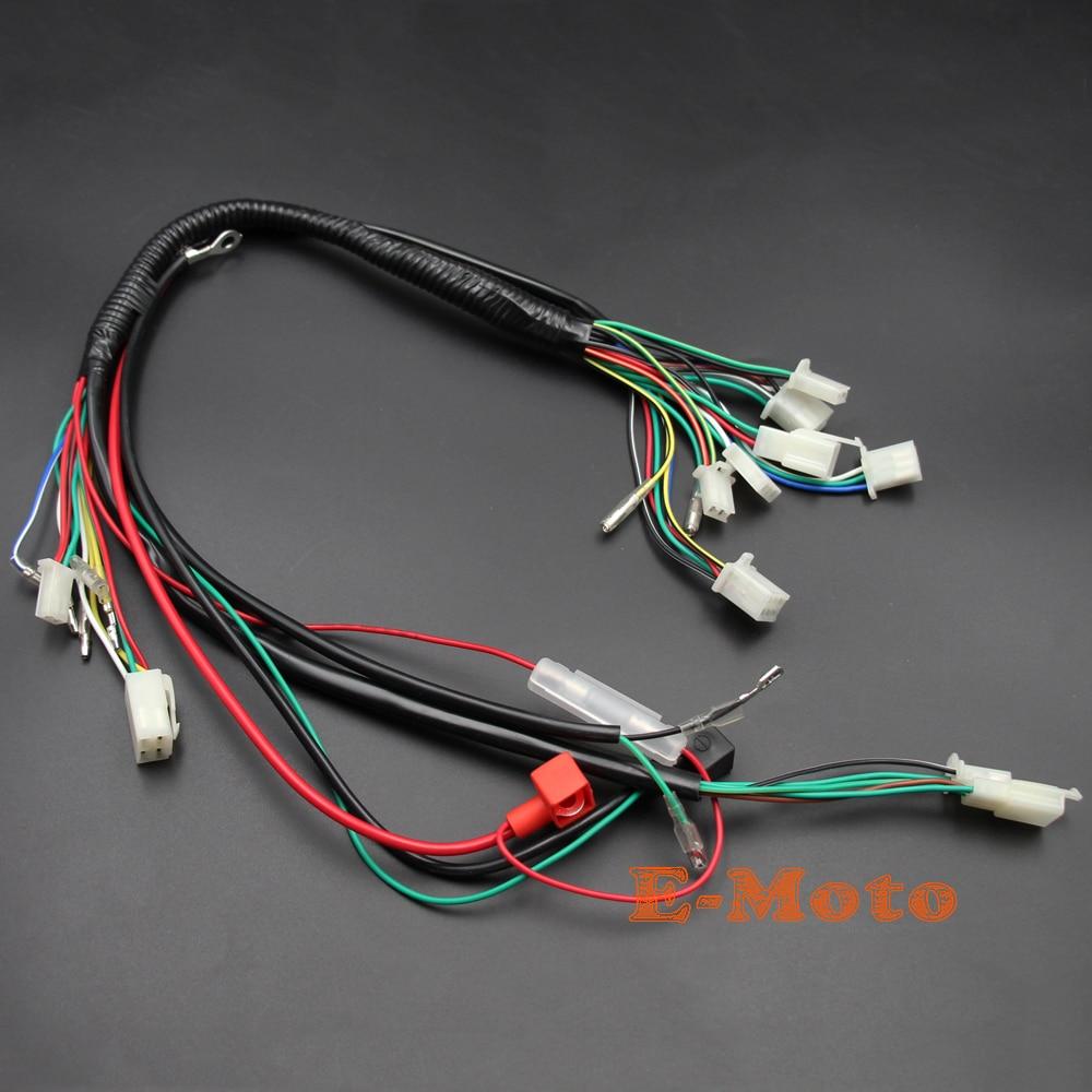 50cc 70cc 90cc 110cc 125cc Cdi Wire Harness Stator