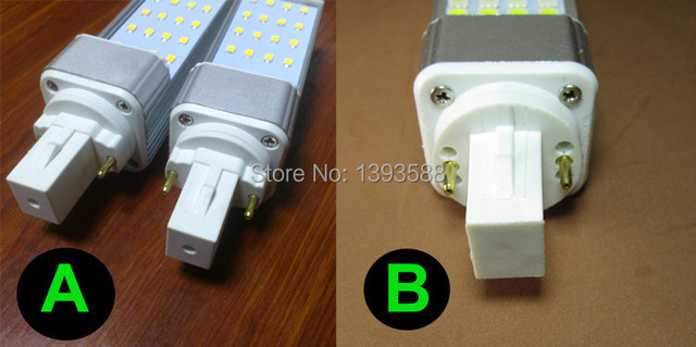 pf 09 led lamp g23 11 w pl verlichting 11 w gloeilamp met 60 stks smd