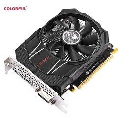 Colorful GTX1050 Mini OC 2G Gaming Graphics Card 7000MHz / 2GB / 128bit / GDDR5 PCI Express 3.0 X16 Video Card for Desktop