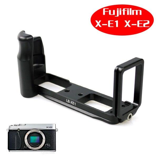 Подходит для Fujifilm фудзи-xerox х-e1 X-E2 беззеркальных камер штатива быстрый выпуск рукоятки чпу LB-XE1