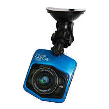 Promotion! 12MP HD 1080P Car DVR Camera Vehicle Video Recorder Night Vision G-sensor Blue