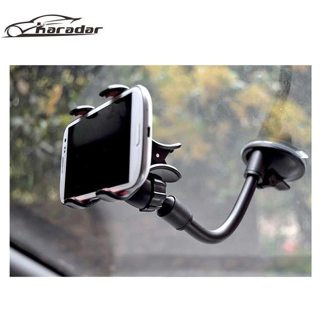 Universal Cars Windshield Mobile Phone Mount Bracket Holder Stand for Phone / Smartphone Car Holder