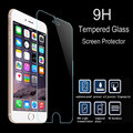 HD 0.2 mm 9H Tempered Glass Film sFor iPhone 7/7plus  6S 6 / 6Plus 6S Plus / 5S 5C / 4S 4 Screen Protector 2.5D Round Edge