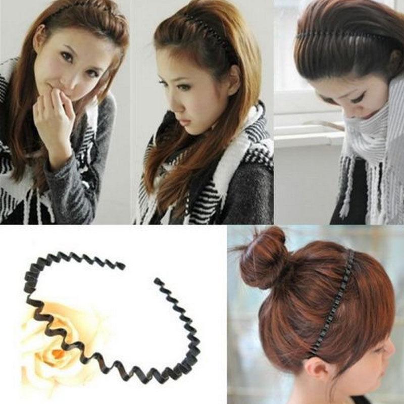 Remarkable Aliexpress Com Buy Unisex Sport Headband Metal Beckham Mens Short Hairstyles For Black Women Fulllsitofus