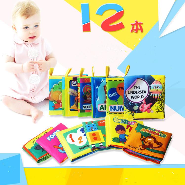 Juguetes Bebe De 8 Meses.Libros De Tela Suave De 4 Estilos De Juguetes Para Bebes Juguetes Educativos Para Bebes Juguetes Para Bebes Juguetes Para Bebes 0 36 Meses