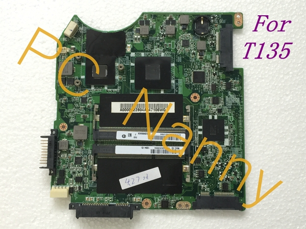 все цены на  For Toshiba Satellite T135 Laptop Intel Motherboard Mainboard Tested & Working A000062280 DA0BU3MB8F0  онлайн