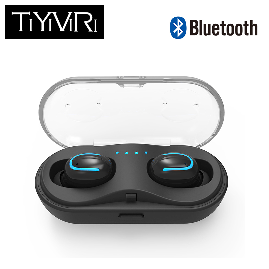 Wireless Earphone Bluetooth 4.2 Headphones Sport Bass Waterproof IPX5 With Mic Earphones Headphones For Huawei Android IOS Phone hoco sport bluetooth earphone ipx5 waterproof wireless headphones with microphone stereo surround bass for ios android headset