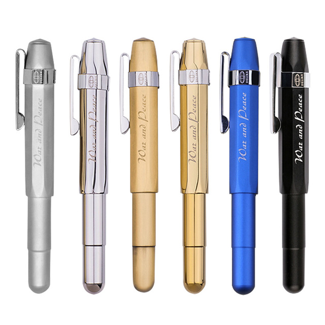 4 PCS 0.4mm Kawaii Large White Gel Pens Office School Supplies Mirror Pens  Writing Supplies Fountain Pen Student Gift-in Gel Pens from Office & School  ...