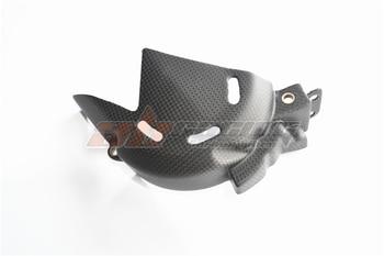 Sprocket Cover For Ducati V4 V4S Full Carbon Fiber 100%