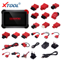 2019 XTOOL EZ400 PRO OBD2 Auto Diagnostic Tool All Systems Car Scanner EPB Odometer Correction SAS TMPS PK MK808 w/ OBD Adapters