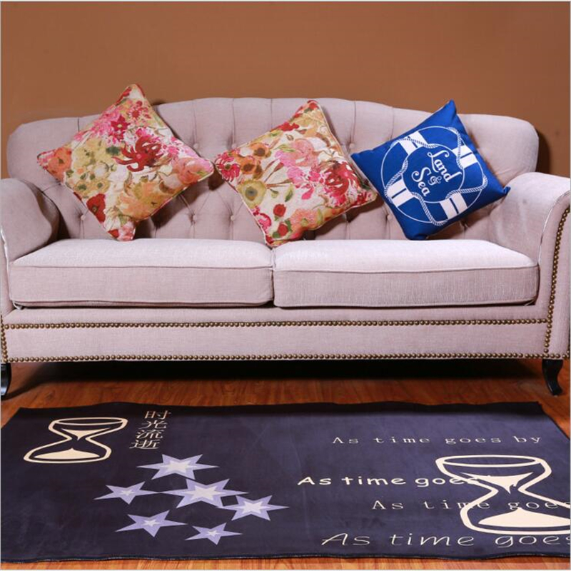 Creative Simple Large Modern Style Soft Carpet For Living Room Bedroom Kid Play Delicate Rug Home Floor Fashion Study Room Mat