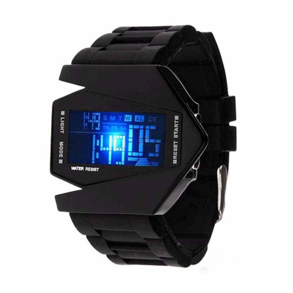 Digital Watch Heren Sport Horloges relogio masculino LED Backlight Polshorloge relogio masculino Pols Klok