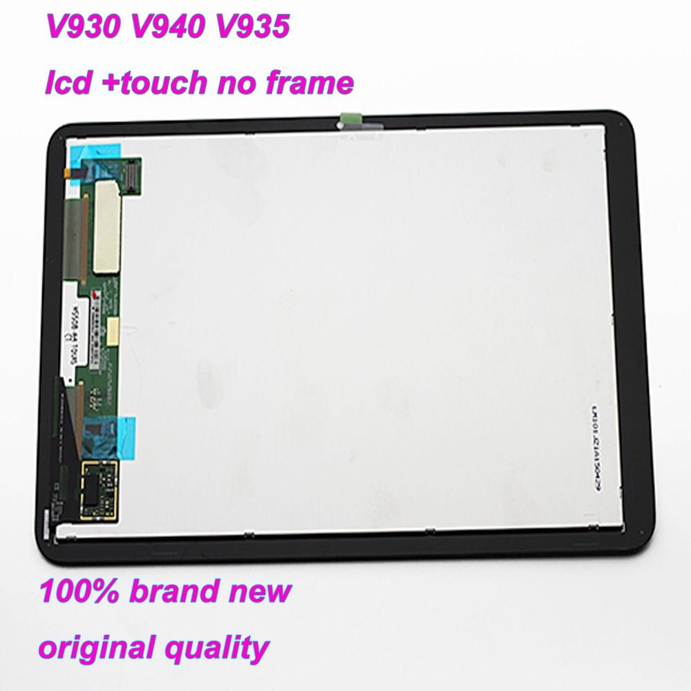 """Free Tape For LG G Pad 10.1/"""" V700 VK700 Touch Screen Digitizer Lens Sense Black"""