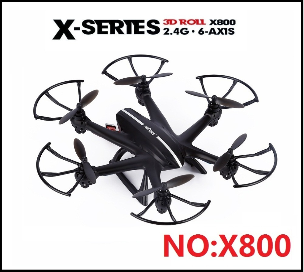 New Arrival MJX X800 2 4G 6 Axis font b RC b font Quadcopter Drone with