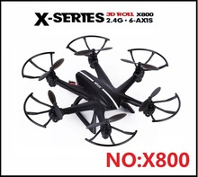 New Arrival MJX X800 2.4G 6-Axis RC Quadcopter Drone with/without  C4005( FPV) Camera Upgrade MJX X600 X400