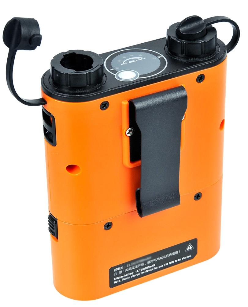 Godox PB960 4500mAh External Power Battery Pack For Camera Flash Speedlite