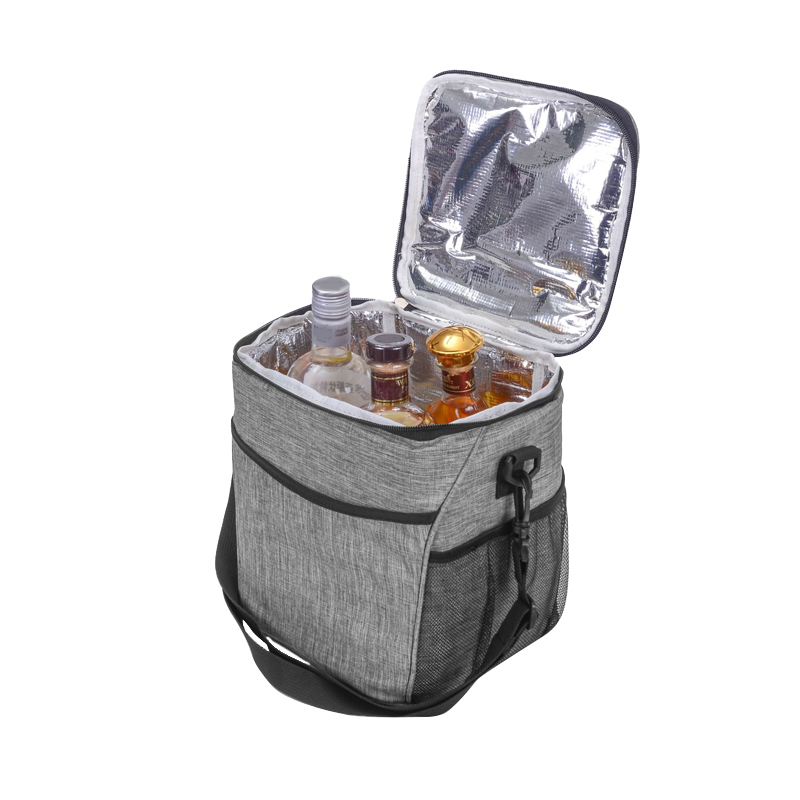 цена на Oxford Thermal Lunch Bag Women Men Portable Insulated Cooler Bento Box Travel Picnic Case Food Drink Fruit Container Accessories