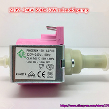 Solenoid-Pump Coffee-Machine Phoenix Electromagnetic-Pump--50 50hz 220V-240V 53W Brand-New