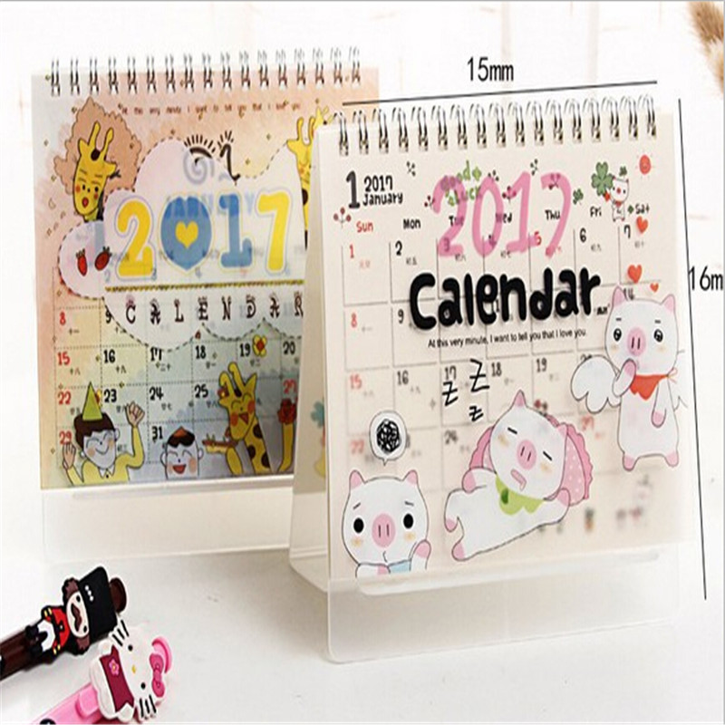 Diy Table Calendar : Online buy wholesale table calender from china
