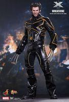 Marvel Super Hero X Men Wolverine Logan Howlett The Last Stand Action Figures Revoltech BJD Doll Toys