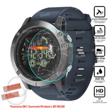 4Pcs/Lot(2Glasses+2Wipes)For Zeblaze Vibe3 Smartwatch Vibe 3 Bluetooth Screen Protector Cover Tempered Glass Protective Film