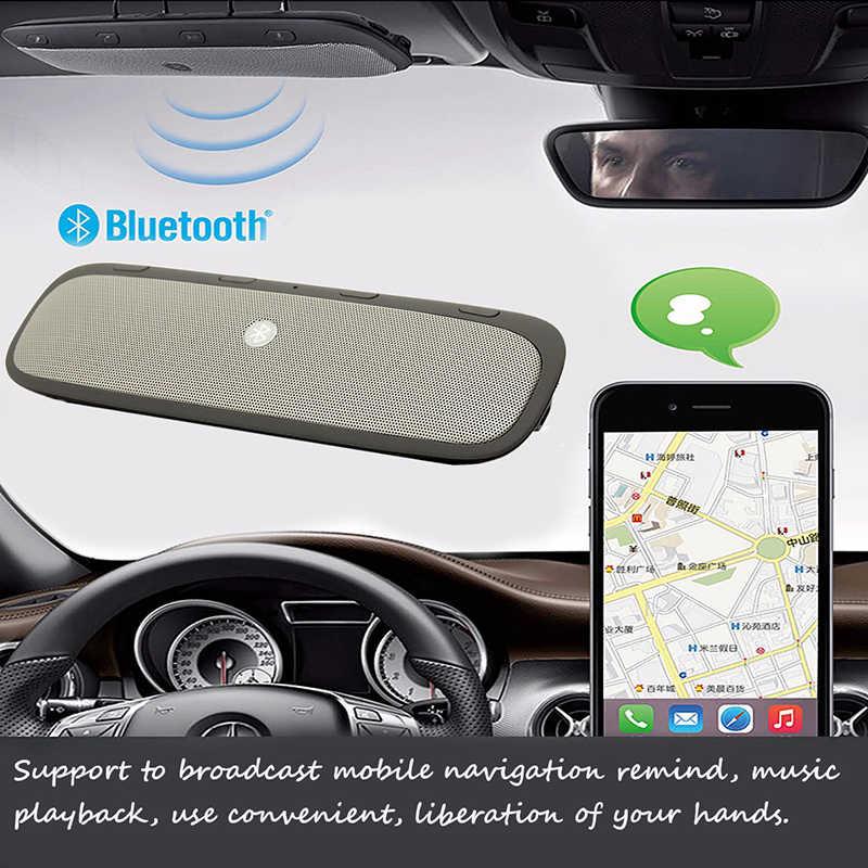 Chucky Bluetooth zestaw samochodowy zestaw głośnomówiący bezprzewodowy zestaw głośnomówiący głośnik do telefonu dla Honda Civic 2006-2011 2017 Audi a3 a4 b6 b8 b7 b5 a6