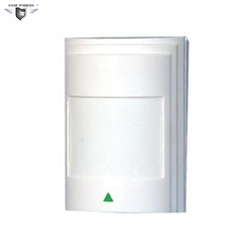 KING PIGEON Wired PIR Mition Sensor passive Infrared Wired PIR Motion Detector Input Device can work with GSM Alarm PIR-01 боди для девочек tok tic 100% a03
